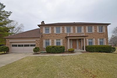 West Chester Single Family Home For Sale: 9617 Friar Tuck Drive