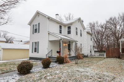 Warren County Single Family Home For Sale: 21 W Seventh Street