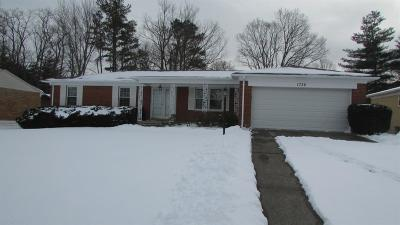 Hamilton County, Butler County, Warren County, Clermont County Single Family Home For Sale: 1735 Millspring Court