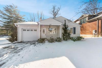 Hamilton County Single Family Home For Sale: 7735 Cooper Road