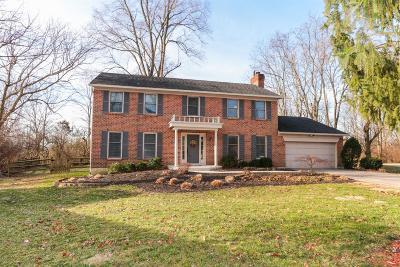 Hamilton County Single Family Home For Sale: 10401 Shadyside Lane