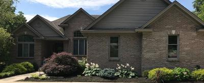 Butler County Single Family Home For Sale: 3403 Spyglass Ridge