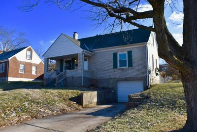 Middletown Single Family Home For Sale: 153 Orchard Street
