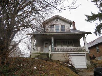 Cincinnati Single Family Home For Sale: 5142 Colerain Avenue