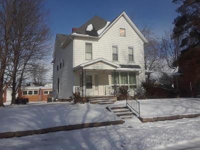 Highland County Single Family Home For Sale: 435 Mirabeau Street