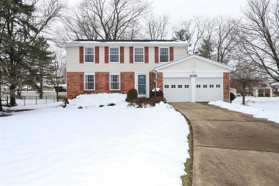 Butler County Single Family Home For Sale: 8139 Woodward Drive