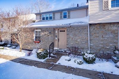 Hamilton County Condo/Townhouse For Sale: 1344 Pennsbury Drive