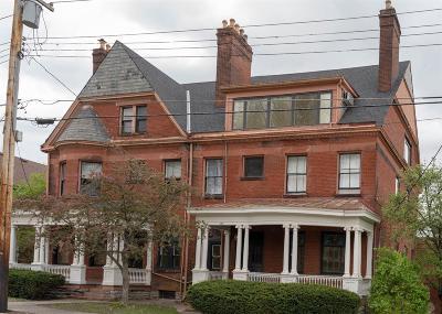 Cincinnati Multi Family Home For Sale: 219 Bodmann Avenue