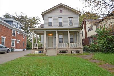 Hamilton County Multi Family Home For Sale: 1330 Chapel Street