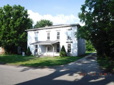 Highland County Single Family Home For Sale: 260 N Broadway Street