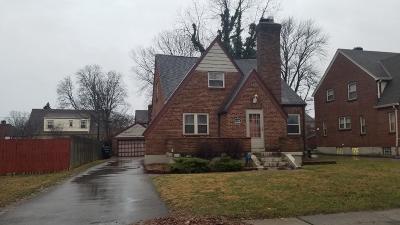Hamilton County Single Family Home For Sale: 1551 Corvallis