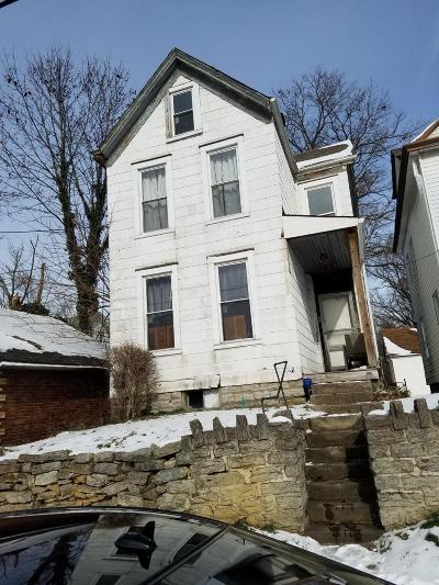 Hamilton County Single Family Home For Sale: 1640 Brewster