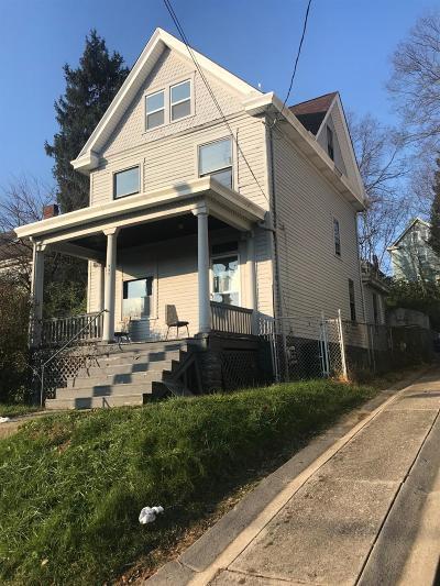 Cincinnati Single Family Home For Sale: 2009 Ryan Avenue