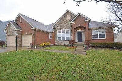 Single Family Home For Sale: 1224 Glenwood Trail
