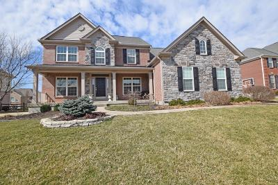 Deerfield Twp. Single Family Home For Sale: 3826 Wild Cherry Way
