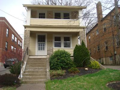 Cincinnati Single Family Home For Sale: 5910 Ridge Avenue