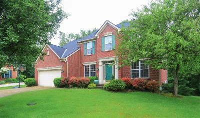 Single Family Home For Sale: 6580 Divot Court