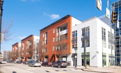 Cincinnati Condo/Townhouse For Sale: 1150 Vine Street #39