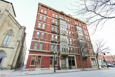 Cincinnati Condo/Townhouse For Sale: 104 W Ninth Street #3B