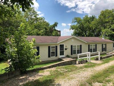 Adams County, Brown County, Clinton County, Highland County Single Family Home For Sale: 129 Fourth Street N