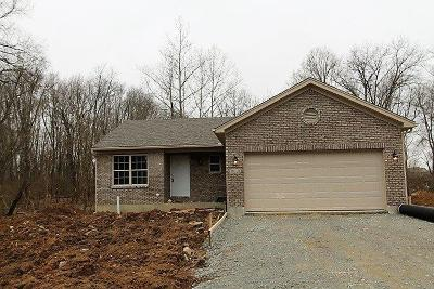 Single Family Home For Sale: 1009 Clough Pike