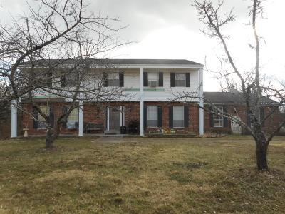 Green Twp Single Family Home For Sale: 3543 Rackacres Drive