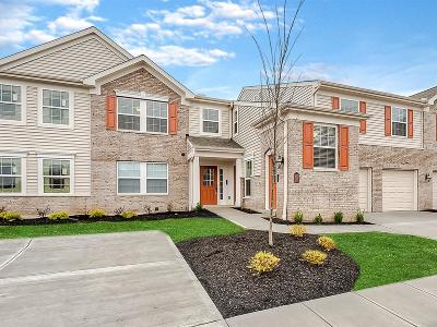 Lawrenceburg Condo/Townhouse For Sale: 210 East Wind Lane #18302