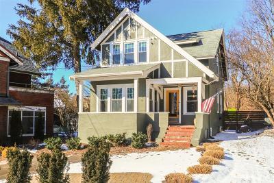 Cincinnati Single Family Home For Sale: 3216 Observatory Avenue