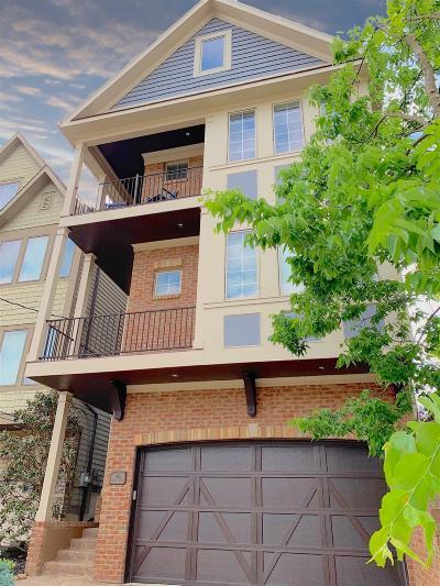 Cincinnati Single Family Home For Sale: 465 Strafer Street