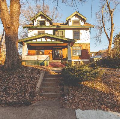 Clifton Single Family Home For Sale: 3410 Cornell Place