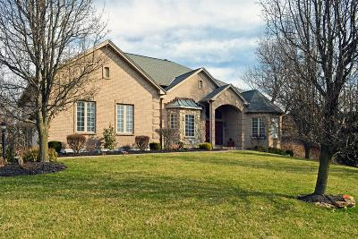 Hamilton County Single Family Home For Sale: 10276 Deerfield Road