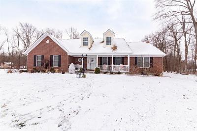 Brown County Single Family Home For Sale: 205 Little Brook Court