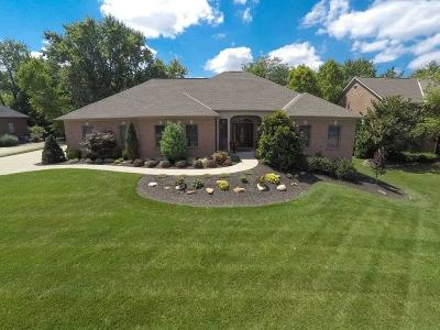 Deerfield Twp. Single Family Home For Sale: 5030 Oakbrook Lane