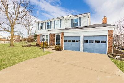 West Chester Single Family Home For Sale: 8506 Windcrest Drive