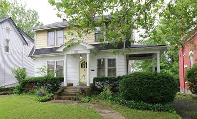 Cheviot Single Family Home For Sale: 3637 Mozart Avenue