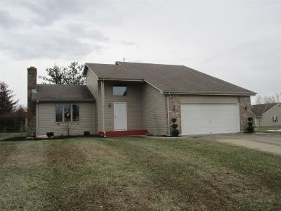 Lawrenceburg Single Family Home For Sale: 2383 Blasdel Drive