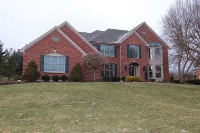 Single Family Home For Sale: 8147 Startinggate Lane