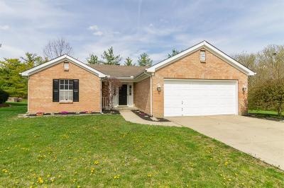 Single Family Home For Sale: 5078 Revere Court