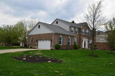 Liberty Twp Single Family Home For Sale: 6485 Woodstone Court