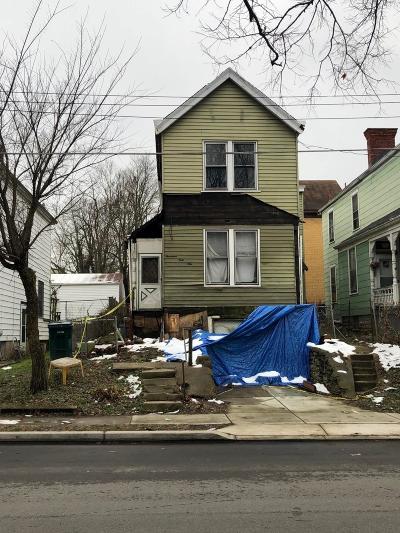 Cincinnati Single Family Home For Sale: 1741 Holloway Avenue