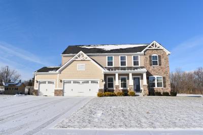 Liberty Twp Single Family Home For Sale: 5065 Lakota Woods Drive