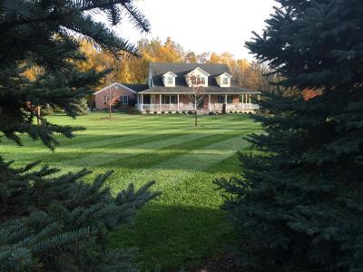 Single Family Home For Sale: 1252 Barton Lane