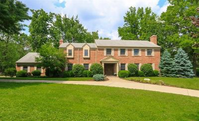 Single Family Home For Sale: 5305 Indian Heights Drive
