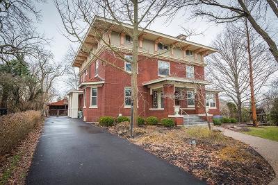 Cincinnati Single Family Home For Sale: 4081 Rose Hill Avenue