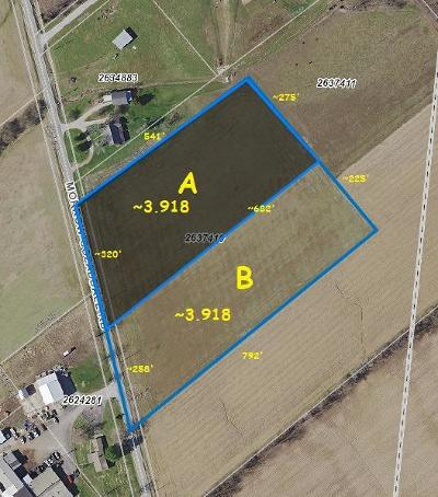 Warren County Residential Lots & Land For Sale: Morrow Cozaddale Road