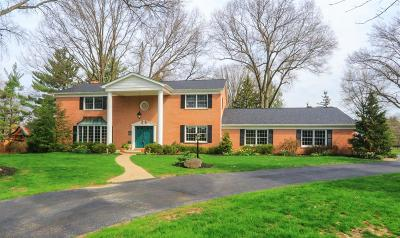 Indian Hill Single Family Home For Sale: 8360 Old Stable Road