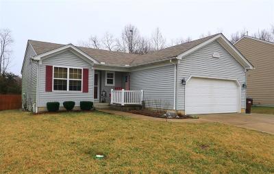 Single Family Home For Sale: 314 Deer Creek Drive