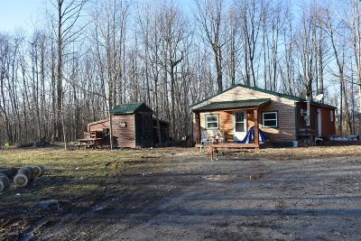 Highland County Single Family Home For Sale: 4855 Carr Road