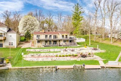 Lawrenceburg Single Family Home For Sale: 1492 Aqua Vista Drive