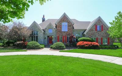 Hamilton Twp Single Family Home For Sale: 10208 Stapleford Manor